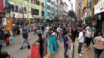 Lima tiene 13 ejes comerciales de retail puerta a calle con gran dinamismo - Noticias de george limache