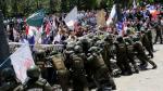 Trabajadores públicos de Chile ponen fin a tres semanas en huelga - Noticias de rodrigo valdes