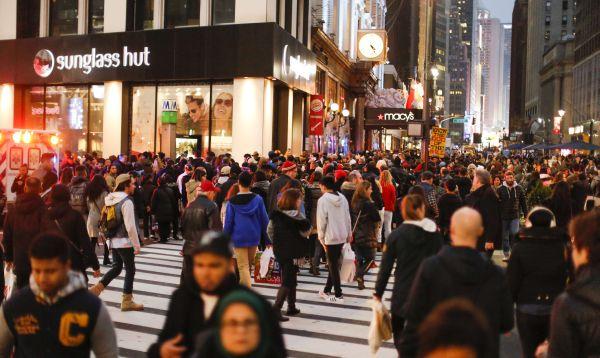 Black Friday: Consumidores de EE.UU. a la caza de gangas pero prefieren la web - Noticias de black friday