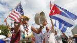 """""""¡Cuba libre!"""" celebran los exiliados cubanos en Miami tras la muerte de Castro - Noticias de instagram"""