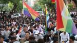 Miles de taiwaneses exigen matrimonio igualitario frente a parlamento - Noticias de asia