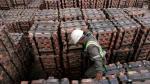 Precio del cobre baja por menor apetito de los inversores - Noticias de bolsa de metales de londres