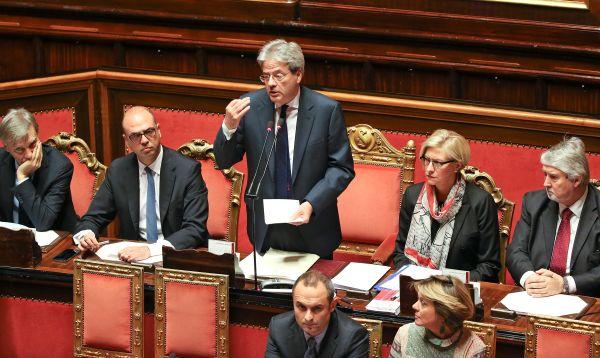 Nuevo primer ministro italiano gana moción de confianza en el Senado - Noticias de matteo renzi