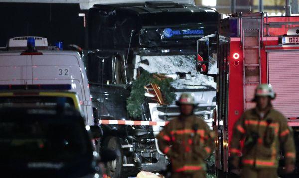"""Ministro alemán: varios indicios apuntan a que el incidente en Berlín fue un """"ataque"""" - Noticias de alemania"""