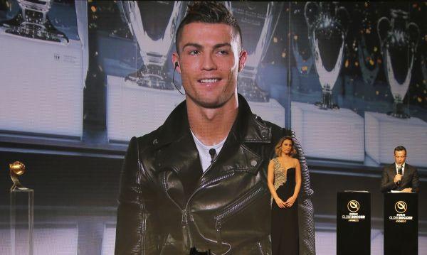 Cristiano Ronaldo fue elegido como mejor jugador y el más solidario en los 'Globe Soccer Awards' - Noticias de cristiano ronaldo