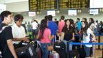 Tráfico aéreo de pasajeros crece 8.7% a octubre, ¿qué aerolíneas concentran los vuelos? - Noticias de mtc