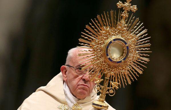 Papa Francisco dedicó tradicional Te Deum a la juventud - Noticias de te deum