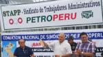 Trabajadores de Petroperú se oponen a retorno de la compañía al Fonafe - Noticias de fonafe