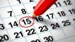 ¡Toma nota!, estos son los feriados que tendrá el 2017 - Noticias de no laborables