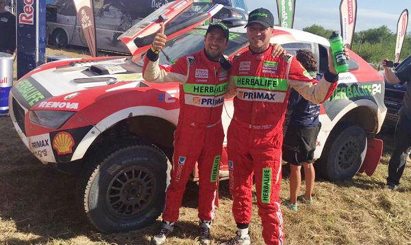 Dakar 2017: peruano Nicolás Fuchs hace historia al terminar en el puesto 12 - Noticias de fernando mussano