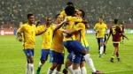 Ranking Sudamérica: Así quedaron las 10 selecciones de fútbol de la Conmebol - Noticias de fútbol peruano
