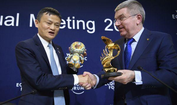 Grupo chino Alibaba se convierte en patrocinador olímpico hasta el 2028 - Noticias de jack ma