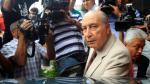 Familia de ex presidente Morales Bermúdez rechaza condena por Plan Cóndor - Noticias de francisco morales bermudez