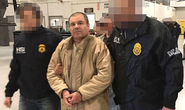 """México extradita a EE.UU. al narcotraficante """"Chapo"""" Guzmán - Noticias de joaquin loera"""