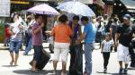 Abraham Levy: Lima alcanzaría temperatura récord de 33 grados en febrero - Noticias de abraham levy