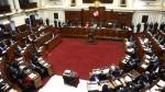 Congreso propone nuevo esquema para la elección de altos funcionarios - Noticias de luis galarreta