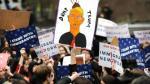 El decreto migratorio de Donald Trump: un rompecabezas jurídico - Noticias de marco cortes