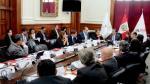 Comisión de Alto Nivel Anticorrupción convoca sesión de urgencia por caso Toledo - Noticias de javier perez