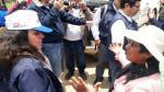 Las Bambas: se lavantó paro y llega comisión del Ejecutivo - Noticias de las bambas
