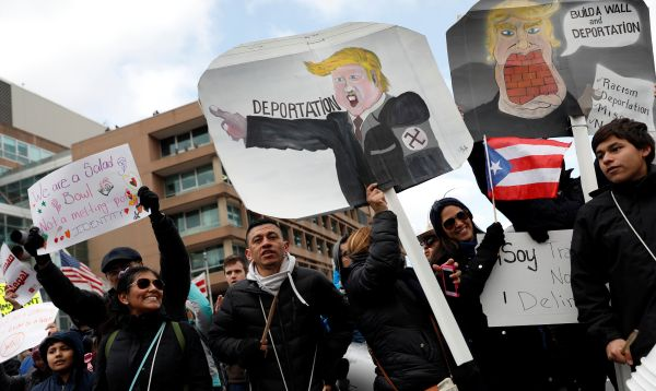 Día Sin Inmigrantes: Protesta contra Trump obliga a muchos negocios en EE.UU. a cerrar hoy - Noticias de suspenden clases