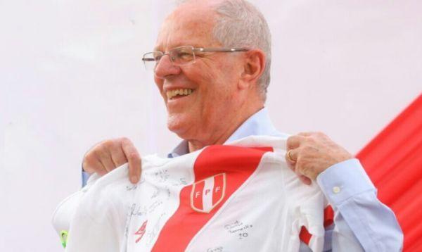PPK visitó a la Selección Peruana Sub 17 en la Videna - Noticias de  ppk