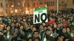 Bolivia agitada por posible reelección de Evo Morales - Noticias de gabriela zapata